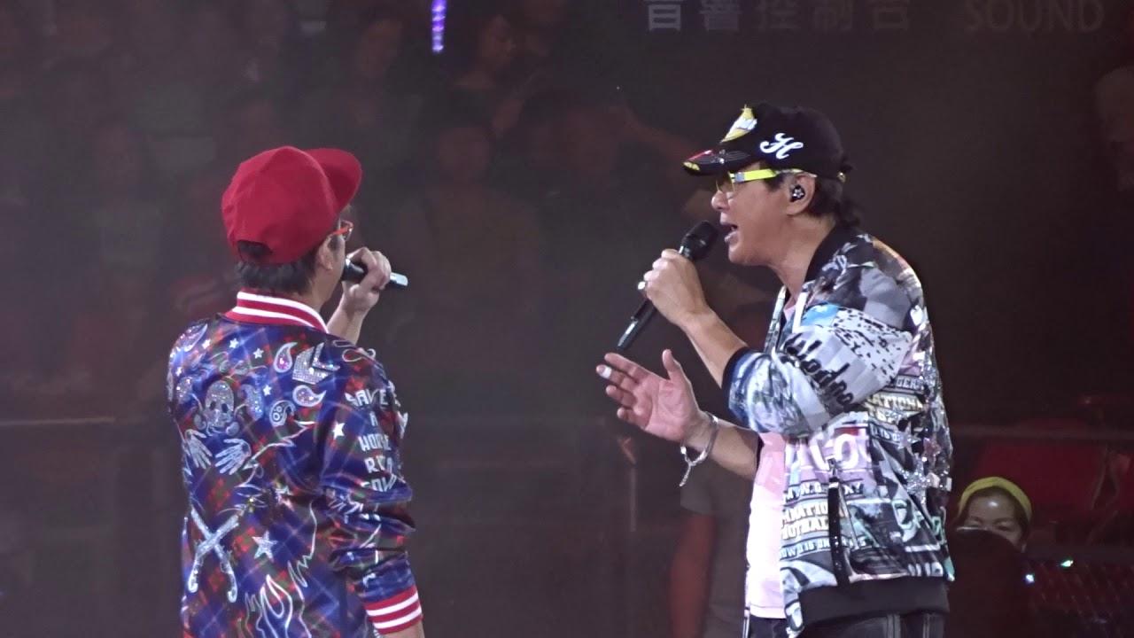 170820 阿Sam&阿Tam Happy Together演唱會 - 鐵塔凌雲 - YouTube