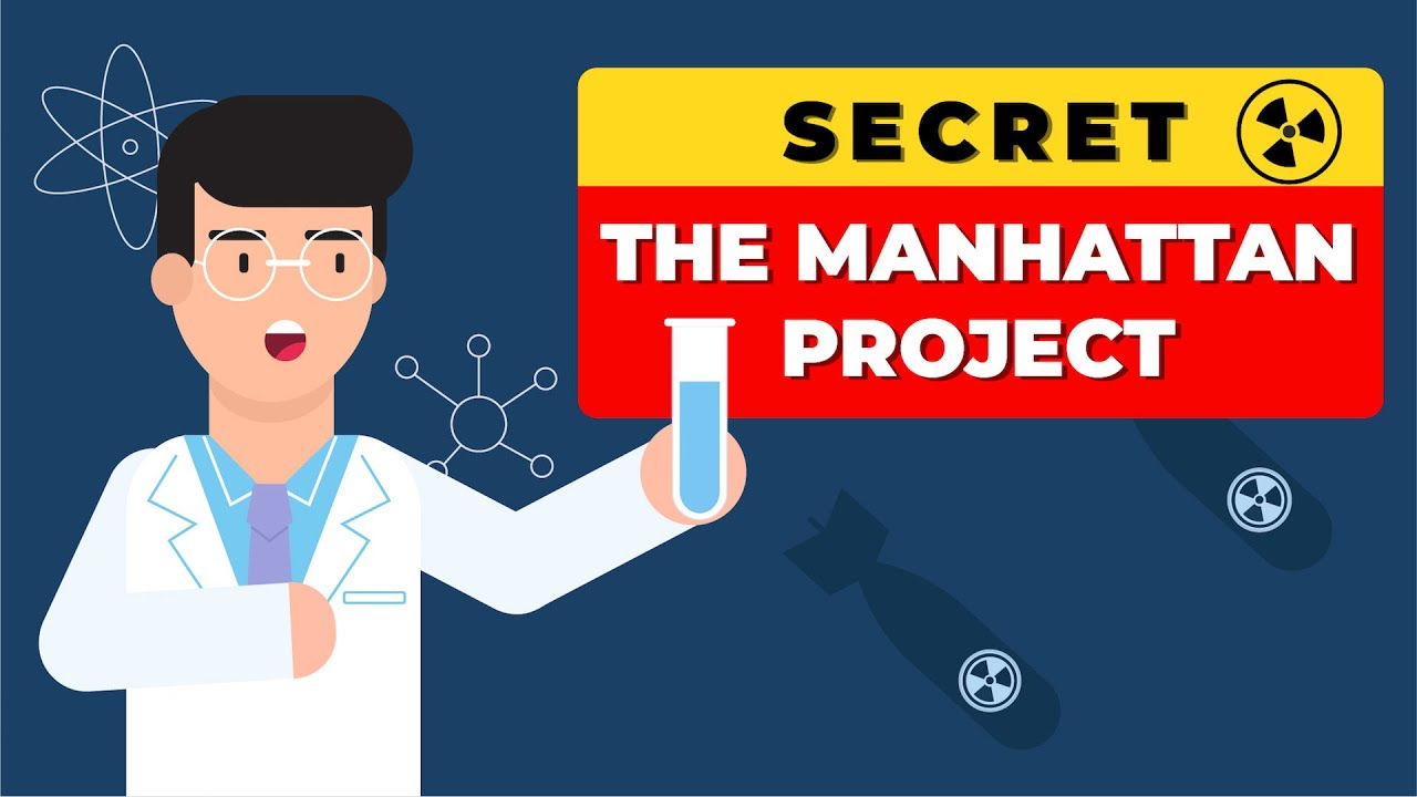 Download The Manhattan Project - How US Developed the First Nuclear Weapon   Past to Future