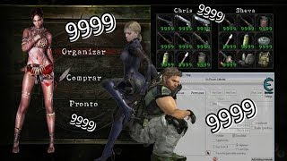 RESIDENT EVIL 5 VIDA INFINITA CHEAT ENGINE