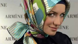 Hijab Fashion: Armine Eşarp Bağlama Modelleri # 6