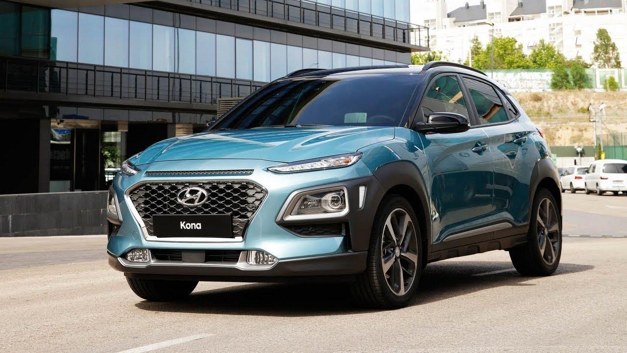 2018 Hyundai Kona Usa Review