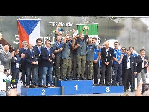 World Fly Fishing Championships 2018 Trentino, Italy