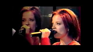 Garbage   I Think I'm Paranoid & Push It [nulle Part Ailleurs 1998]
