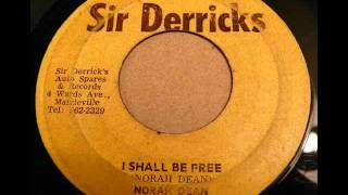 Nora Dean - I Shall Be Free