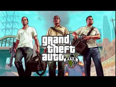 GTA - 5    Sound Track - Corona   The Rhythm Of The Night