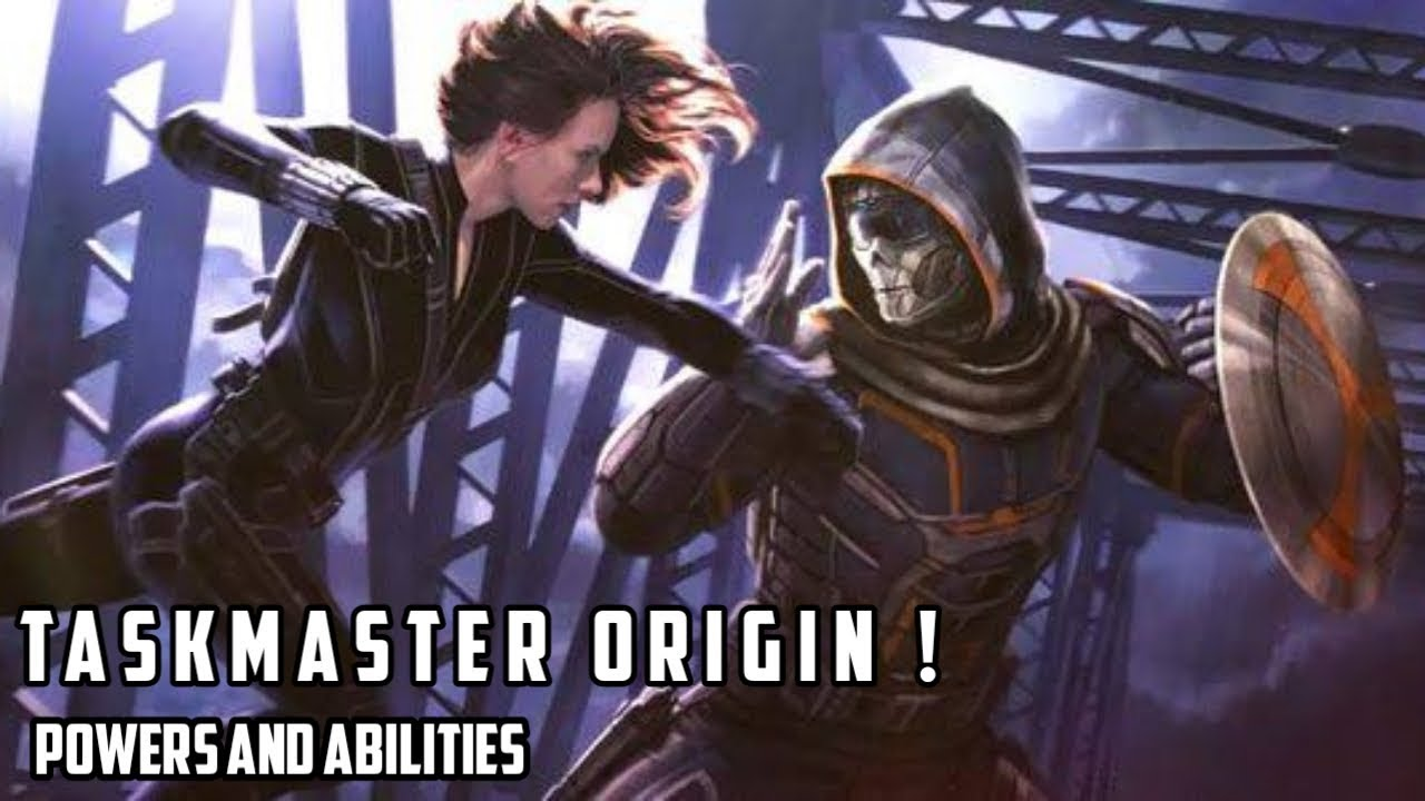 Who Is Taskmaster Black Widow Villian Powers And Abilities Explained In Hindi