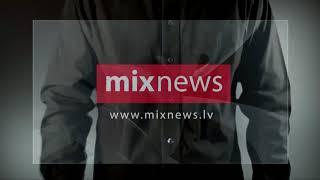 """Элина Клявиня и Клавс Седлениекс в программе """"Утро на Балткоме"""" #MIXTV"""