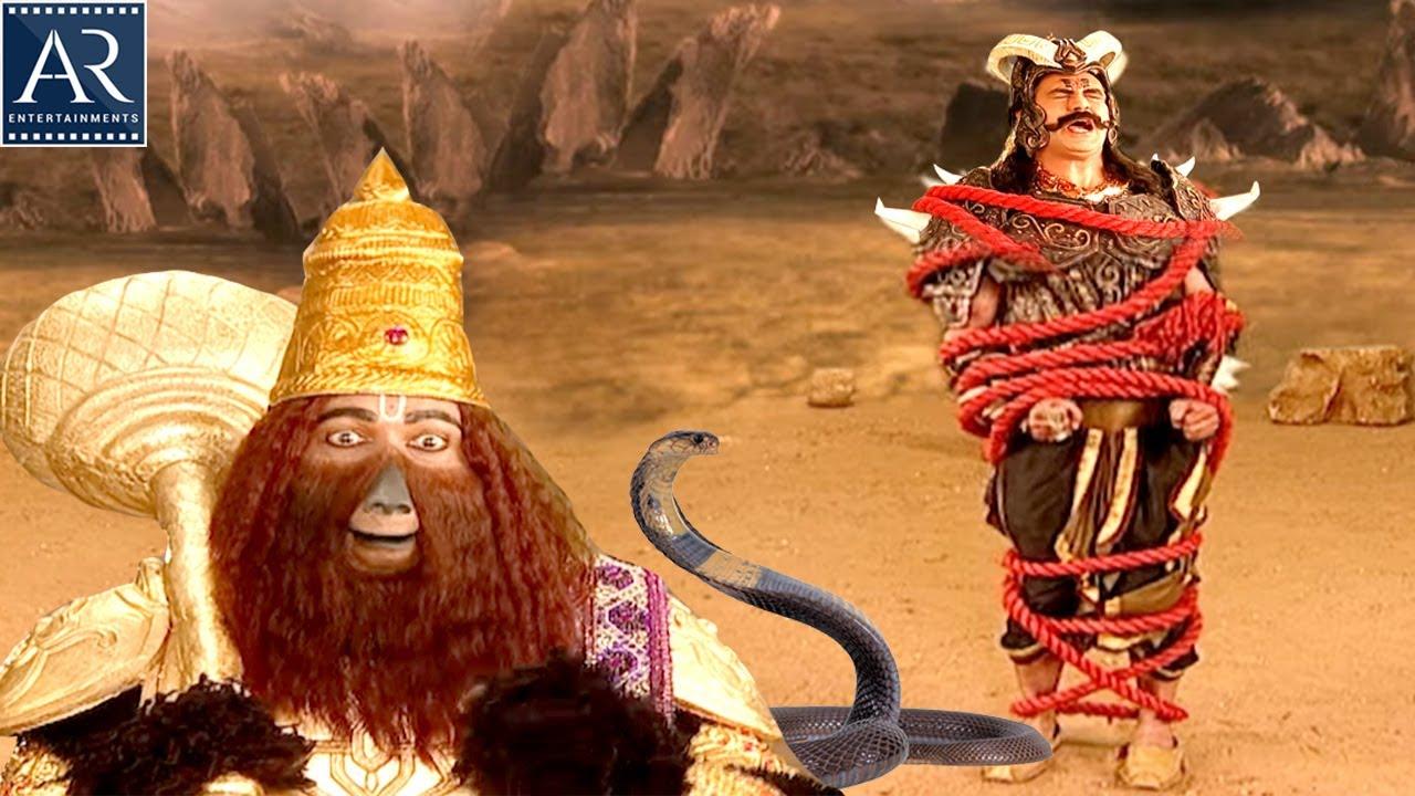 Download जय जय जय बजरंगबली | Episode-654 | राम भक्त हनुमान कथा | @Bhakti Sagar AR Entertainments