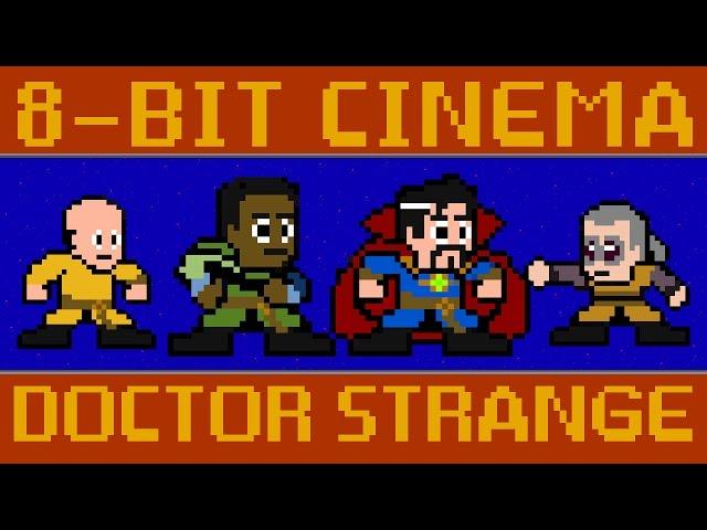 Doctor Strange - 8 Bit Cinema