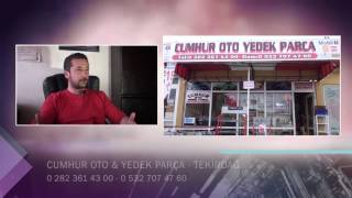 CUMHUR OTO & YEDEK PARÇA - TEKİRDAĞ MERKEZ OTOMOTİV