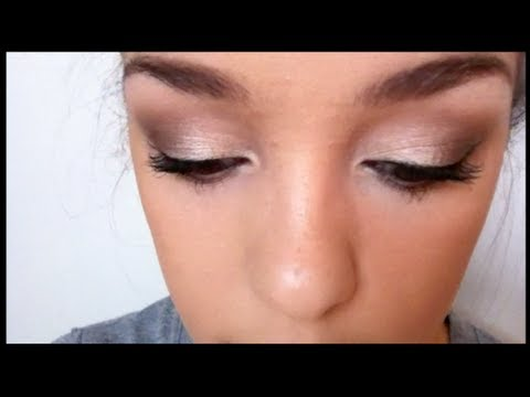 Easy and Beautiful Homecoming Makeup