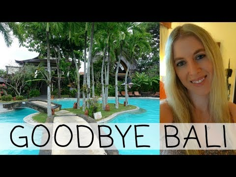 Goodbye Bali! Hotel reviews & nervous about Jakarta