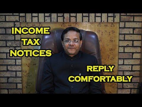 How to REPLY Income Tax NOTICE | इनकम टैक्स नोटिस का जवाब कैसे दें