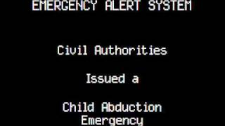 EAS: Texas Amber Alert