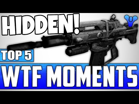 How To Get Developer Weapon WTF! Top 5 What The F*ck Moments - Episode 430 - Destiny Age Of Triumph