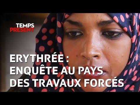 Temps Présent - Erythrée, enquête au pays des travaux forcés