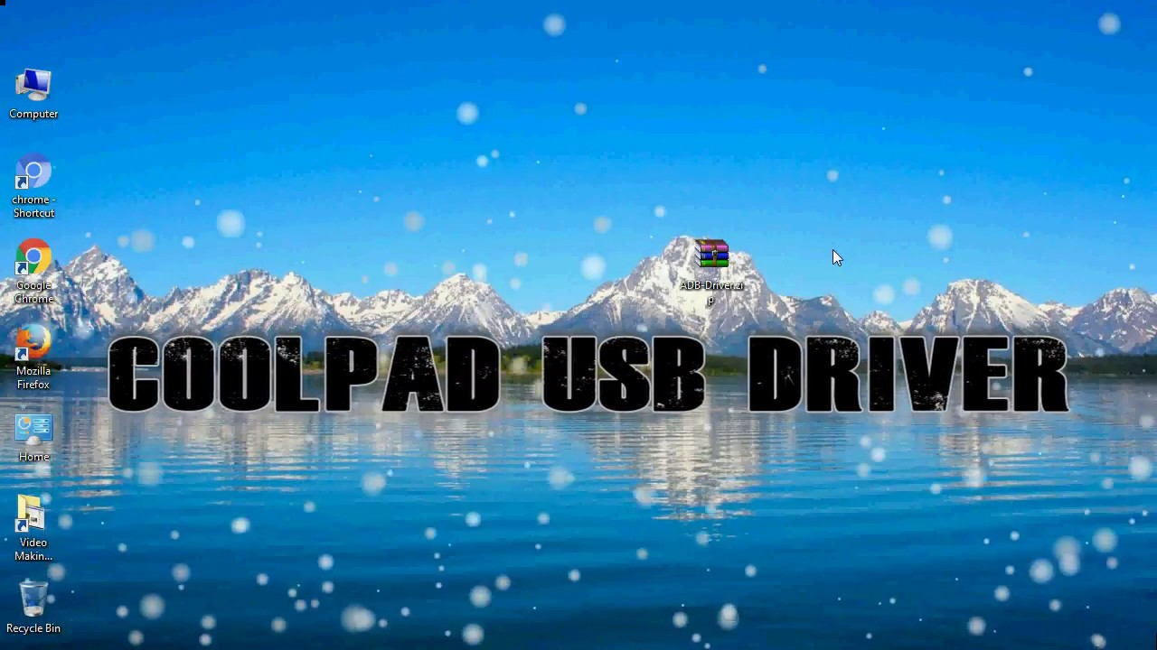 How to Install Coolpad USB Driver for Windows   ADB and FastBoot