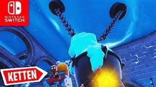 🔴 JETZT!!!!1111 KETTEN von Polar Peak schmelzen frei | Fortnite Nintendo Switch Deutsch