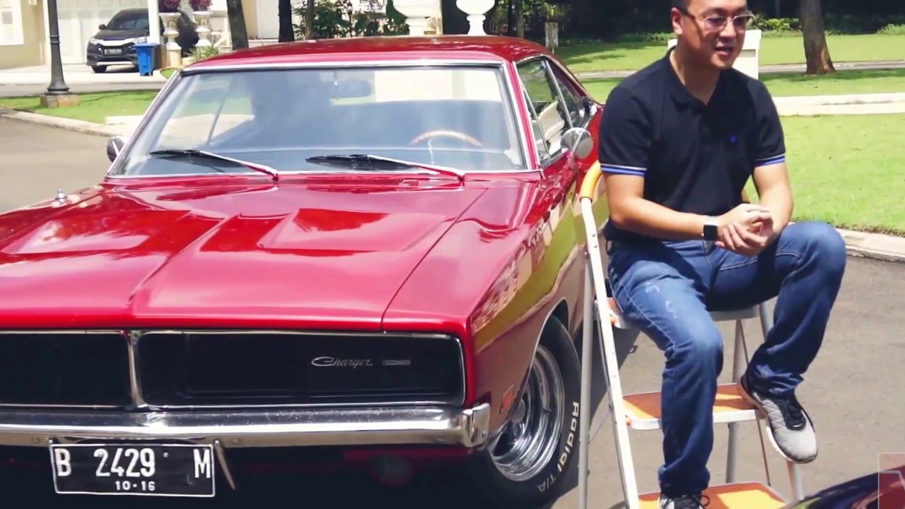 From Movie To Realty Dodge Charger 1969 By Mci Youtube