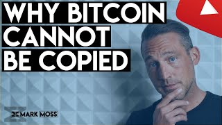 WHY BITCOIN CANT BE COPIED
