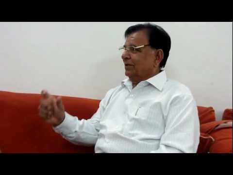 Interview of Shri Govind Singh Ji Purohit, a prominent industrialist.