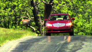 Car Keys: 2012 Buick LaCrosse eAssist