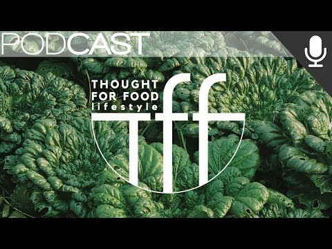 (Full) Thought For Food Podcast w/ The Vegan Cyclist