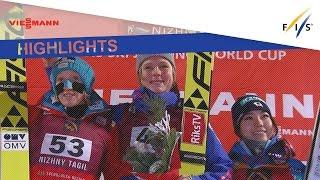 Highlights| Maren Lundby amazes in Nizhny Tagil | FIS Ski Jumping