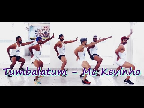 Tumbalatum - Mc Kevinho, coreografia Meu Swingão. thumbnail