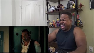 KILLING GUNTHER Official Trailer REACTION!!!