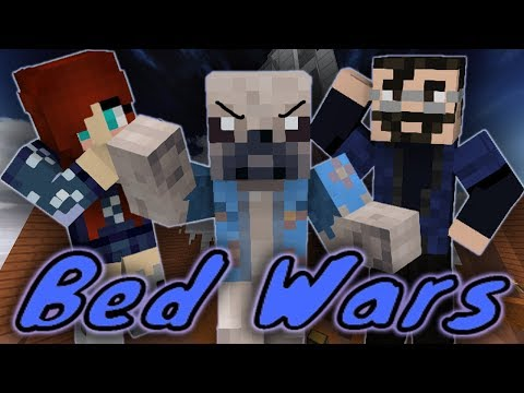 UNI REALLY IS A DOG! - Minecraft Bed Wars