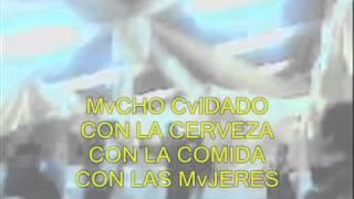 Letra MATEO PALOMARES EL CAMARON