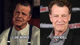 Characters and Voice Actors - L.A. Noire (Updated)