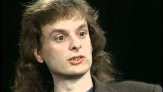 David Chalmers: The Conscious Mind (excerpt) -- A Thinking Allowed DVD w/ Jeffrey Mishlove