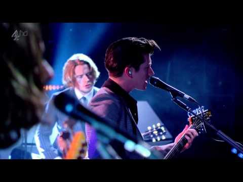 Arctic Monkeys - Do I Wanna Know ? (Mercury Prize 2013)