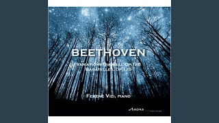 Variations Diabelli, Op. 120: Variation III. L