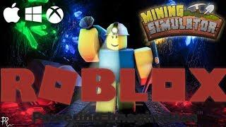 ROBLOX's Mining Job (Mining Simulator #1)