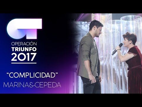 Marina Y Cepeda - Complicidad