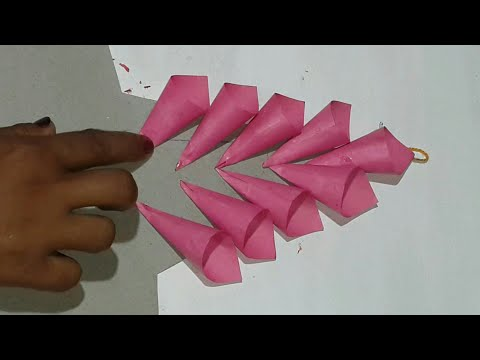 How to make a paper star.Diy. Best for school projects. Prabha Singh.
