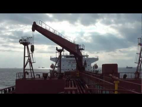 CRANE OPERATION on Merchant Ship Merchant Navy Jobs