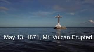 May 3, 2019/372 Sunken cemetery of Camiguin Island ? Philippines ??