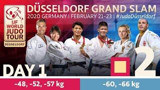 Düsseldorf Grand Slam 2020 - Day 1: Tatami 2