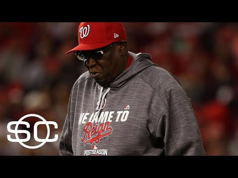Dusty Baker out as manager of Nationals | SportsCenter | ESPN