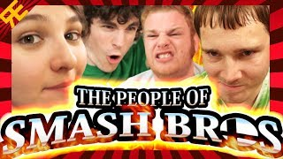 The People of Smash Bros. (A Super Smash Bros for Wii U Song)
