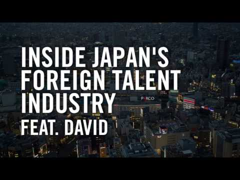Inside Japan's Foreign Talent Industry