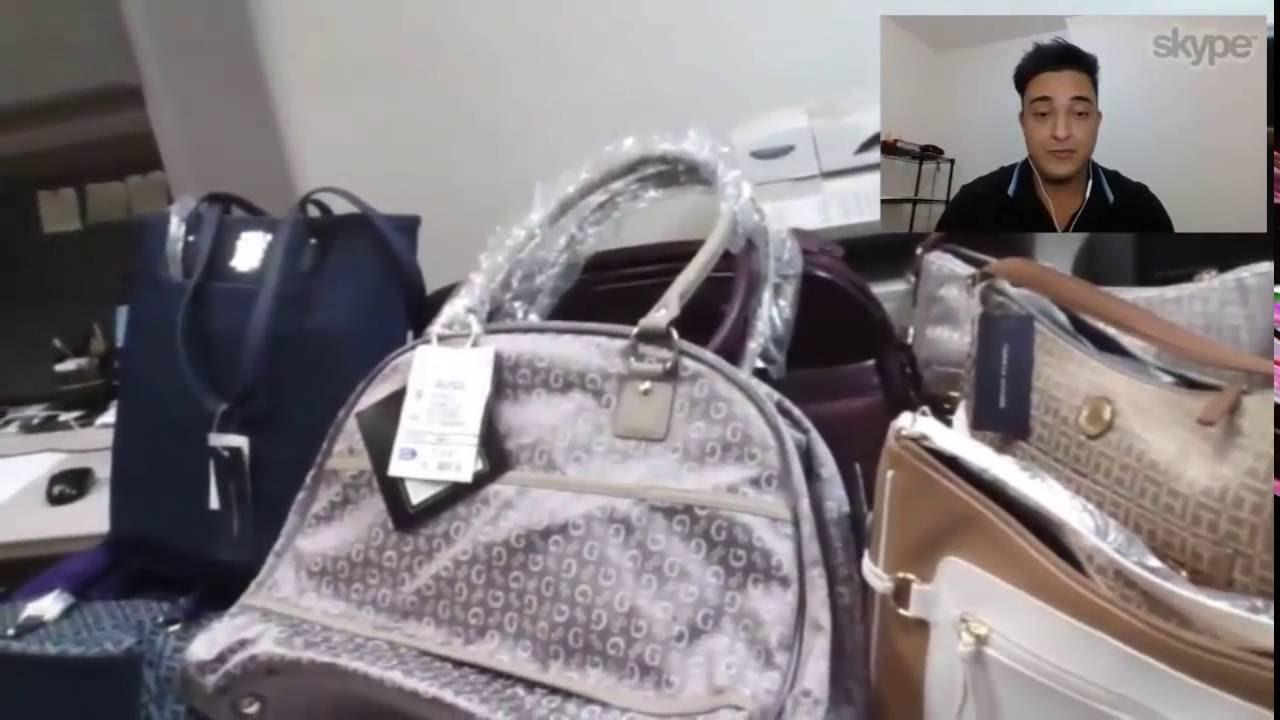 e2278323b1b Aprenda Como importar bolsas de marca dos EUA - YouTube
