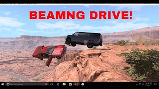 Beamng drive xbox 1 ps4 (GAMEPLAY)