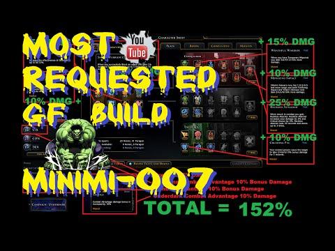 Neverwinter MiniMi PVP GF Build New HD