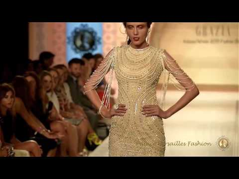 Grazia AW Fashion Show 2015 - Palace Versailles Fashion