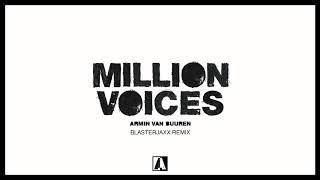 Armin van Buuren - Million Voices (Blasterjaxx Remix)